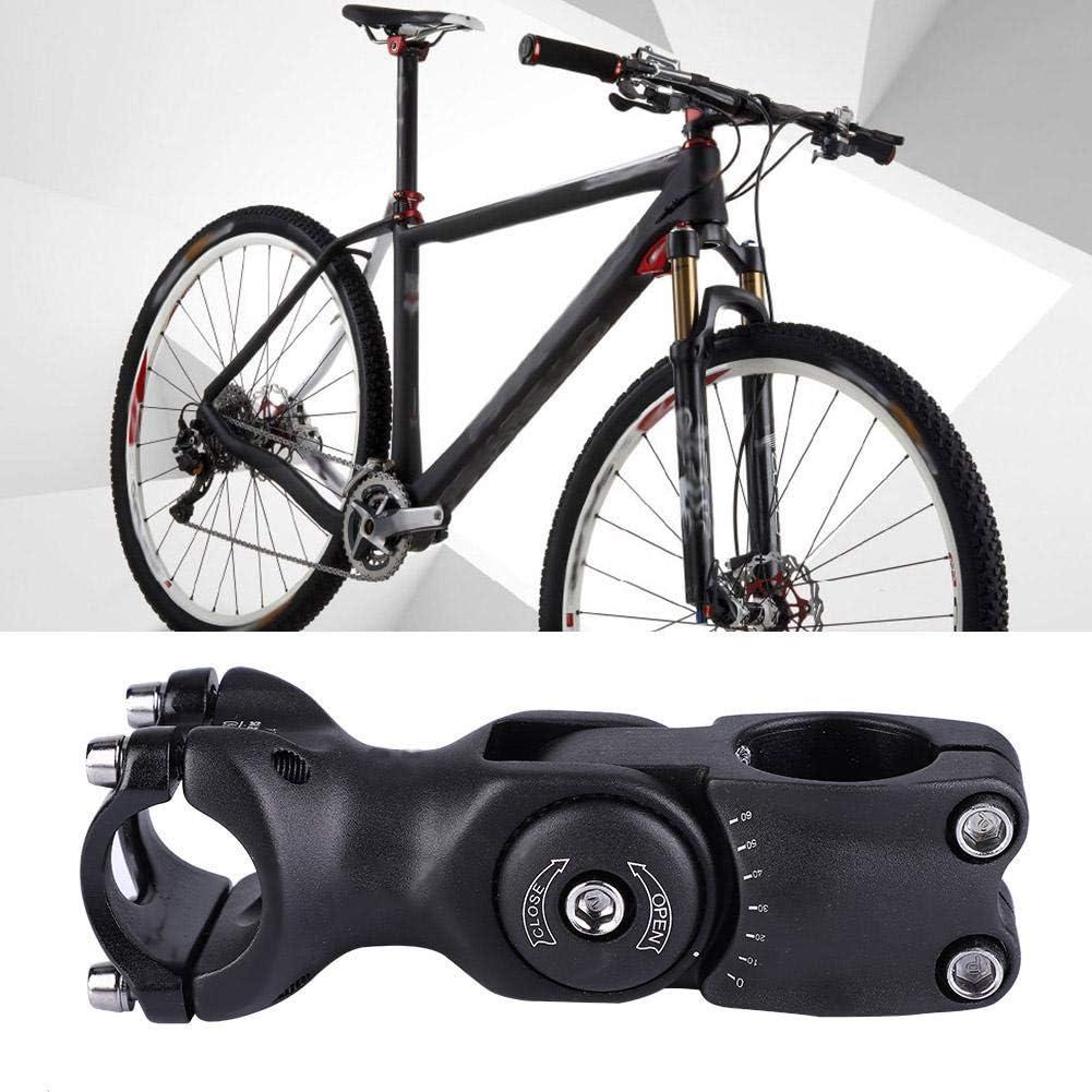 VGEBY1 V/ástago de Bicicleta de monta/ña Bicicleta de Carretera 0-60 /° Carril de Bicicleta Ajustable V/ástago de la Abrazadera Extensor de Horquilla para XC MTB Mountain Road City Bike