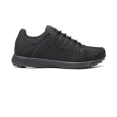 e1207ebec5b Supra Owen Black Black black black Size: 8: Amazon.co.uk: Shoes & Bags