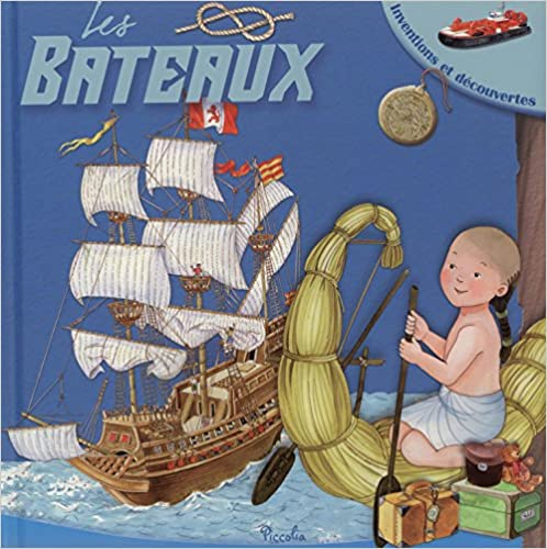 Livres Les bateaux pdf ebook