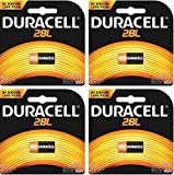 Duracell Photo 28L - Battery 1 Count (Pack of 4) (Packaging May Vary)