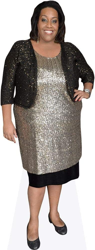 Life Size Cutout Dress Details about  /Alison Hammond