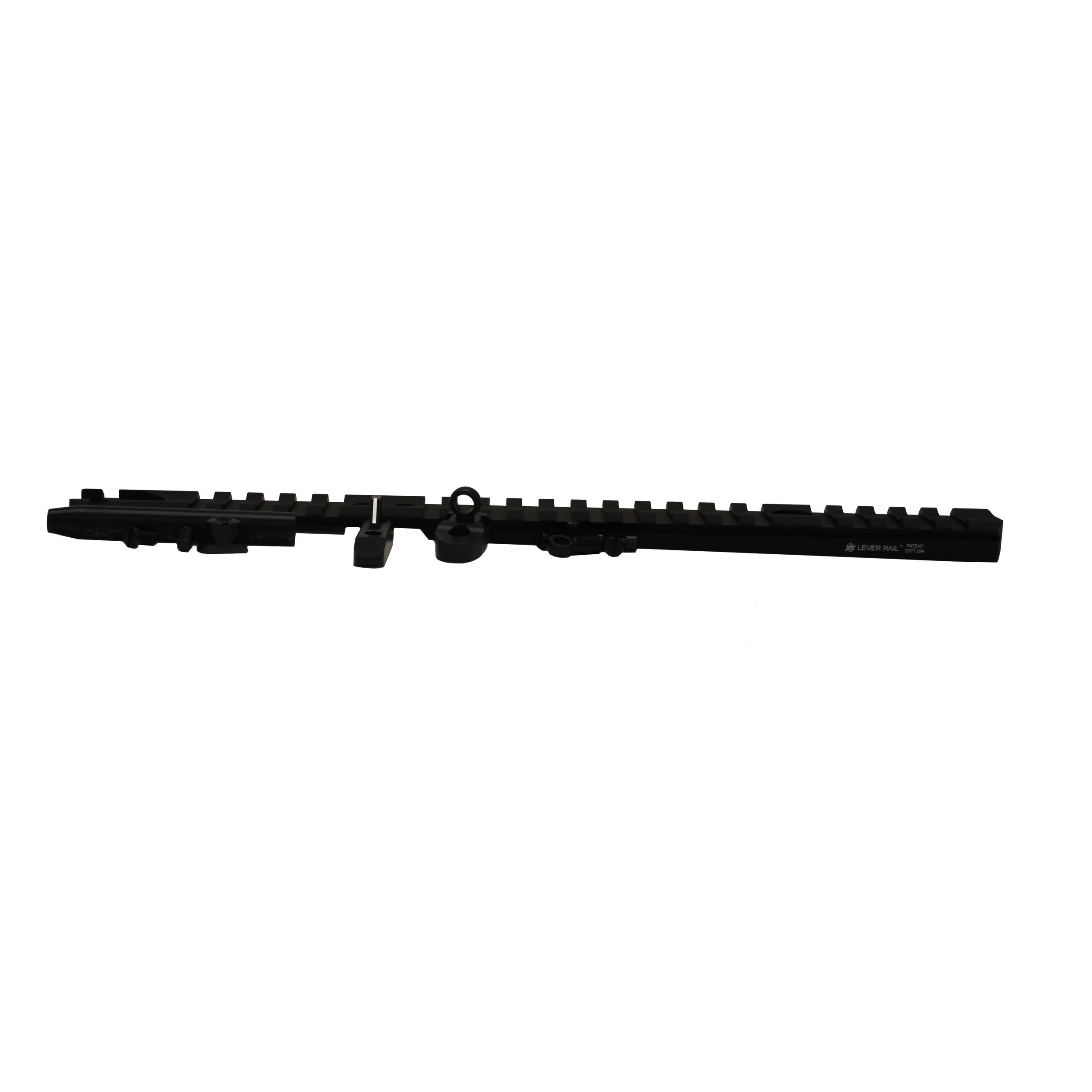 XS Sight Systems ML-1002-5 Marlin 336 Lever Rail Ghost Ring Set by XS Sight Systems
