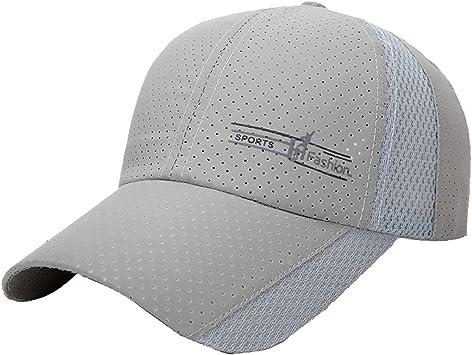 Gorra de Sol SUNNSEAN Sombreros de Moda Deportes al Aire ...