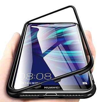 TVVT Funda Magnetica Compatible con Huawei Y7 2019 Funda ...