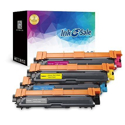 INK E-SALE Compatible Cartucho de tóner TN241 TN245 para Brother ...