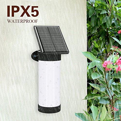Led D'énergie Luminaire Applique Suspension Lampe Dark Murale Flamme Dansante Ipx5 Avec Solaire Sensor Imperméable Économie Auto 102 n0vm8OyNwP