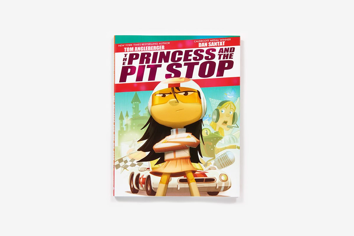 The Princess and the Pit Stop by Harry N. Abrams (Image #2)