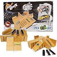 New Skate Park Ramp Parts for Tech Deck Fingerboard Finger Board Ultimate Parks 92A By KTOY