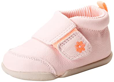 Baby Shoes 6 Months Carter's Every Step Christy Stage 2 Shoes (Infant/Toddler),Light Pink,4 M US Toddler