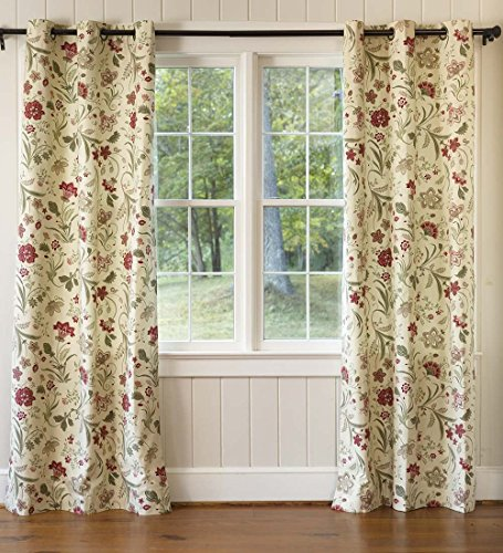Jacobean Thermalogic Grommet Top Curtains 40 product image