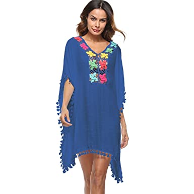 2c1daac99a Brezeh Women Bikini Cover Up
