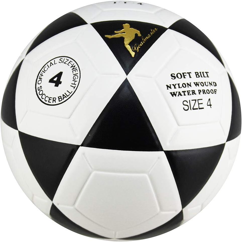 Mikasa FT4 Goal Master Soccer Ball Size 4: Amazon.es: Deportes y ...