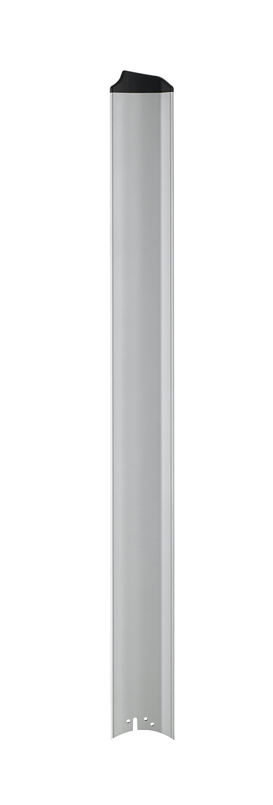 Fanimation B7997-72SLW Fan Blades, Silver with Black Tip