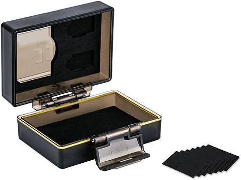 JJC Batería Multifunción y Estuche de Memoria Compatible con la 1 x Batería y 1 x SD, 2 x Micro SD Tarjetas: Amazon.es: Electrónica