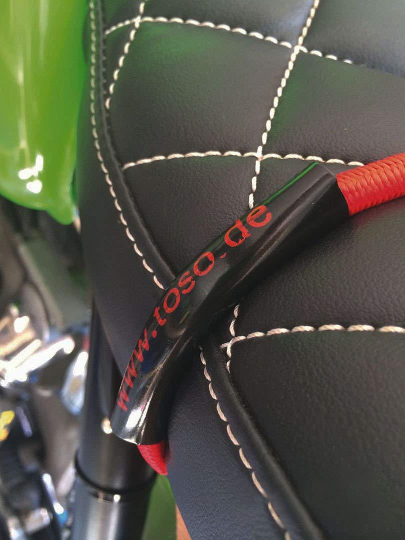 Longueur toso triplefix TPF01//60/ 60/cm /Sangle de Fixation avec Safety Tube /élastique Protection des Bords