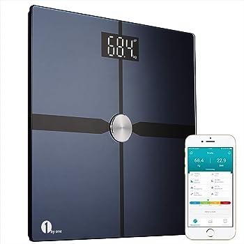 1byone Smart Bathroom Body Scale