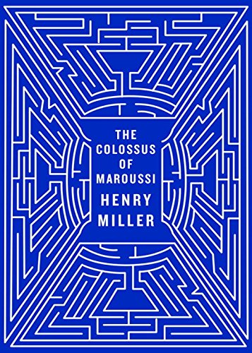 The Colossus of Maroussi (New Directions Paperbook)
