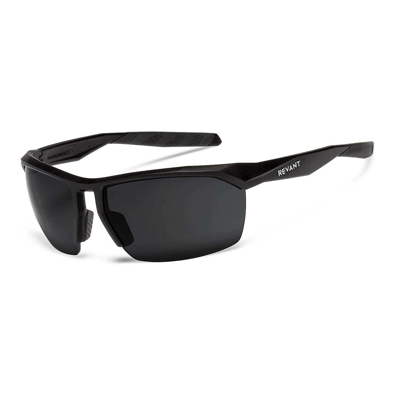 Revant S1L Polarized Sports Sunglasses - Ultralight Durable Frame for Men & Women
