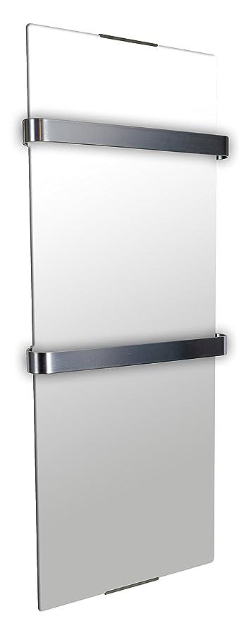 CheminArte 112 - Secador de toallas decorativo efecto espejo, ...