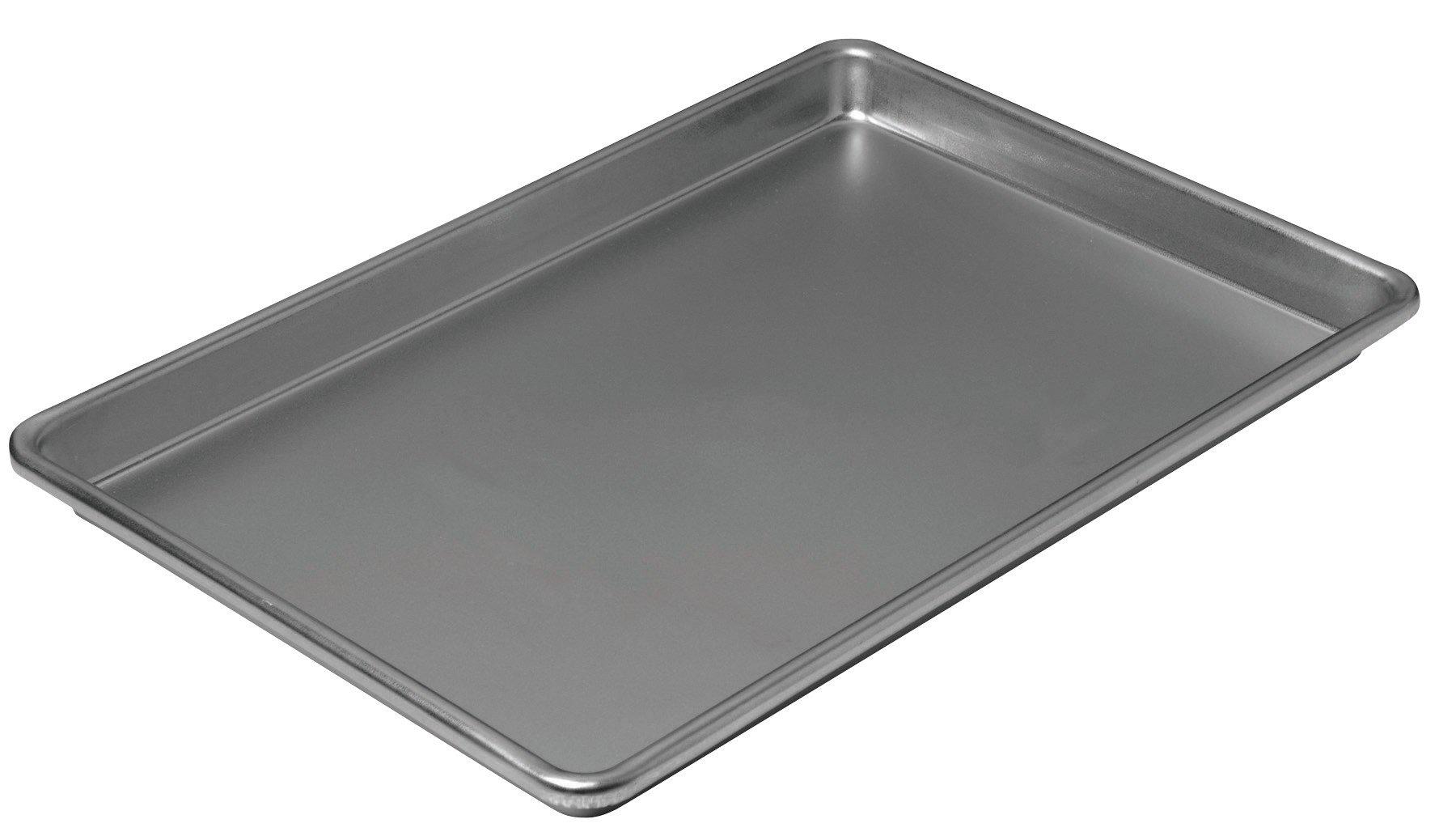 Chicago Metallic 16150 15'' X 10'' Chicago Metallic Non Stick Jelly Roll Pan