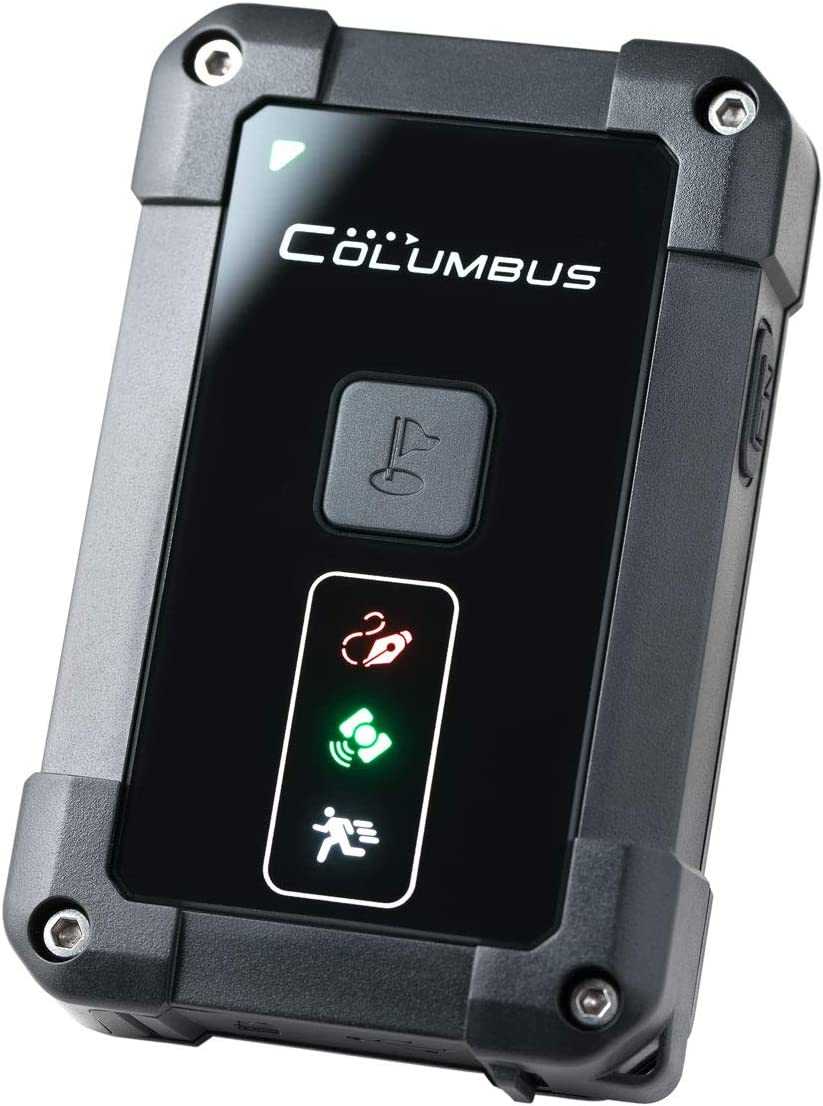 10 Hz GPS Logger Columbus P-1 con Software de PC para Windows, Mac OS & Linux