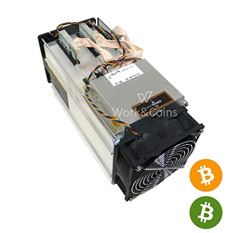 AntMiner V9~4TH/s @ 0.253W/GH Bitcoin/Bitcoin Cash ASIC Miner (V9) at amazon