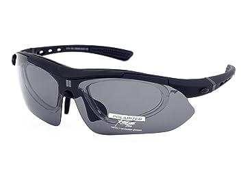 Xtreme Plus - Gafas de sol polarizadas para hombre, talla grande, para pesca,