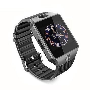 DZ09 Bluetooth Inteligente Reloj de Pulsera Soporte para teléfono Cámara SIM TF gsm para Android para