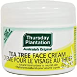 Thursday Plantation Step 3 Tea Tree Face Cream with Rosehip and Vitamin E 65g