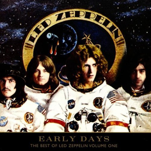 Early Days: The Best of Led Zeppelin, Vol. 1 by Led Zeppelin (1999-11-23) (Early Days The Best Of Led Zeppelin)