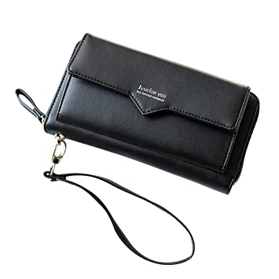 f184988262b748 Clutch Bag Evening,Fashion Long Women Purse Wallet Clutch Ladies Purses  Card Holder Phone Bags