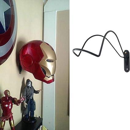 Soporte de hierro resistente para casco electrónico de Iron ...