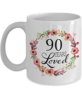 90th Birthday Gifts For Women