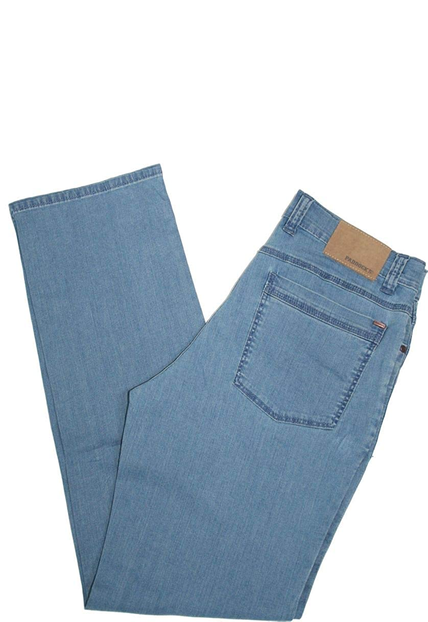 Paddocks Ranger Stretch Jeans Bleached Sommerdenim 80088 5484 4813