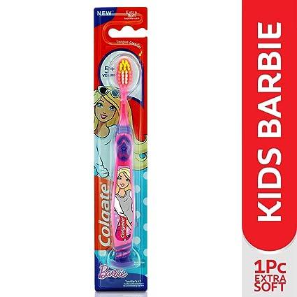Colgate Infantil Barbie cepillo de dientes