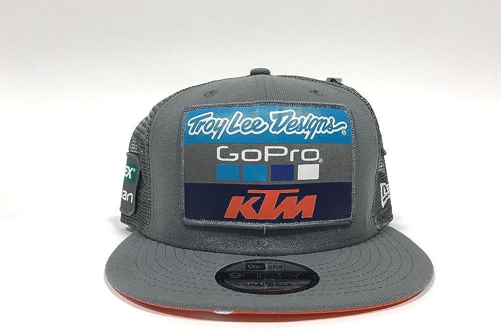 Gorra de Troy Lee Designs, diseño de
