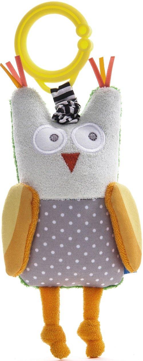 Taf Toys Obi The Owl Jittering Baby Toy TAF11855