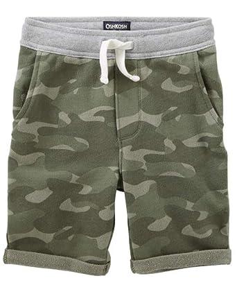 Amazon.com: OshKosh BGosh - Pantalones cortos de rizo para ...