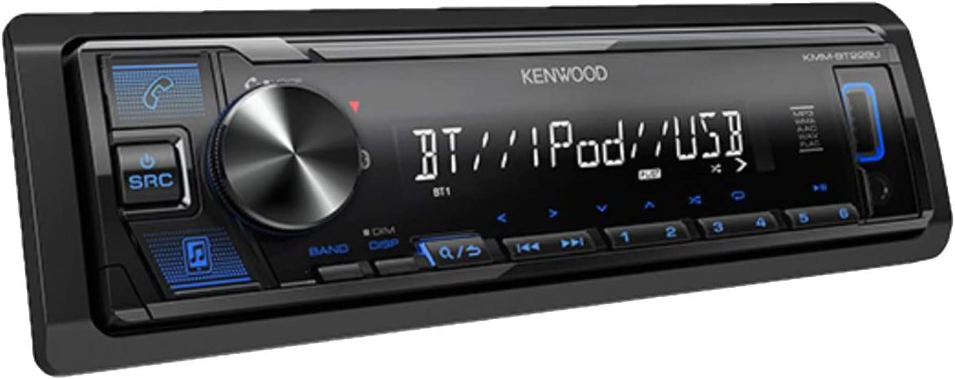 Does not Play CDs Kenwood KMM-BT228U Digital Media Receiver
