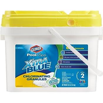 Amazon Com Clorox Pool Amp Spa 23022clxca Xtra Blue