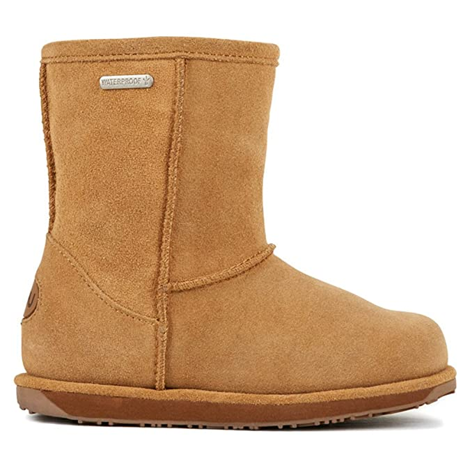 bd8421f36a6 EMU Kids Chestnut Brumby Lo 13 Little Kid M: Amazon.ca: Shoes & Handbags