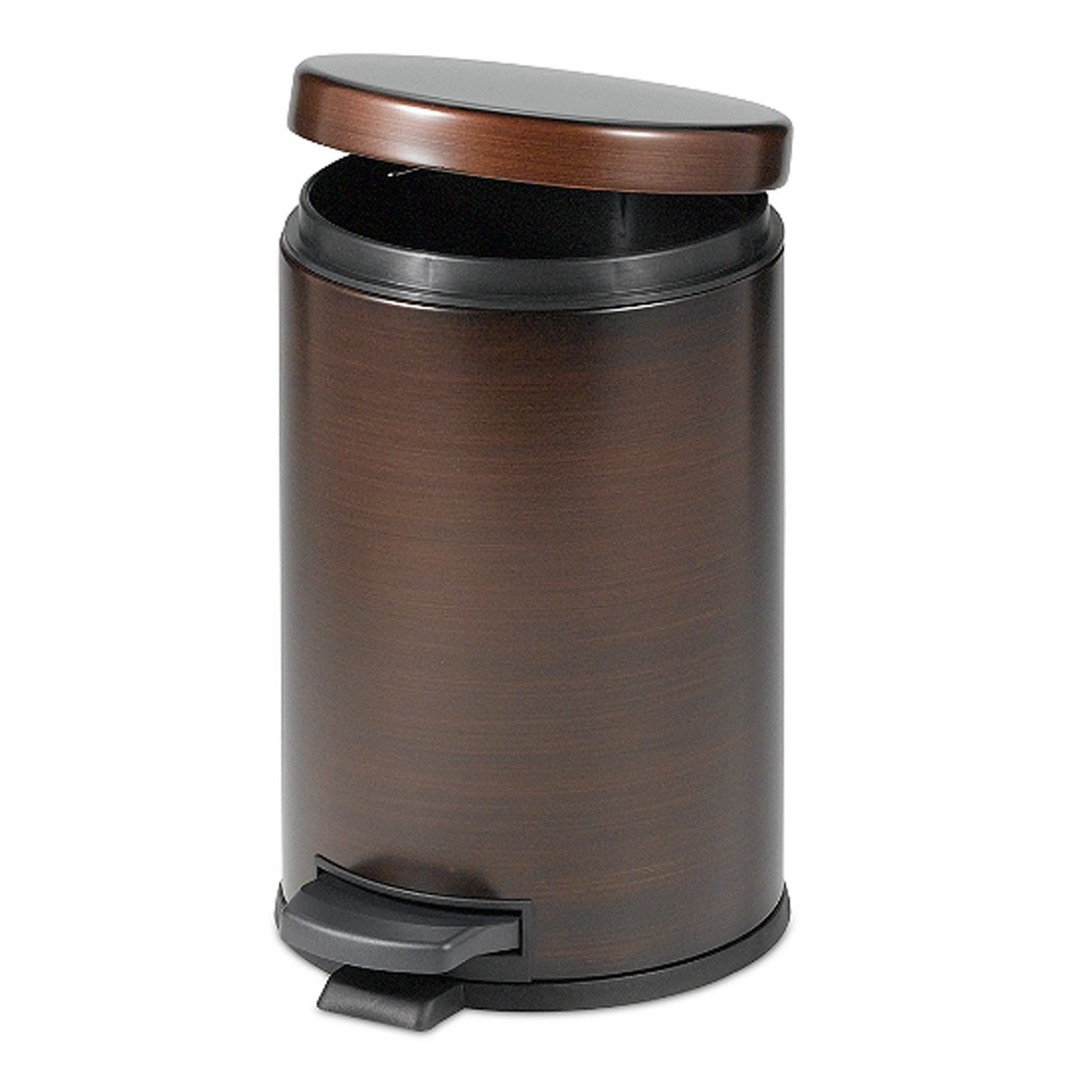 Small Bathroom Trash Cans With Lids Small Bathroom Trash Can With Lid Wicker Wastebasket With