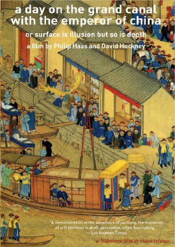 A Day On The Grand Canal With The Emperor Of China [DVD] by David Hockney