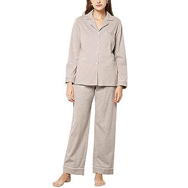 f8a53d926 TIK TIK Pajamas Set for Women Long Sleeve Sleepwear Loungewear ...