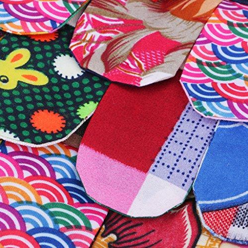 Marca Scuro Zaino Divertente Viaggio Blu Regali Per Di Gufo Modo Bambini Sacchetto Handmade Simpatico Non Cotone Sharplace a5FBPF4z