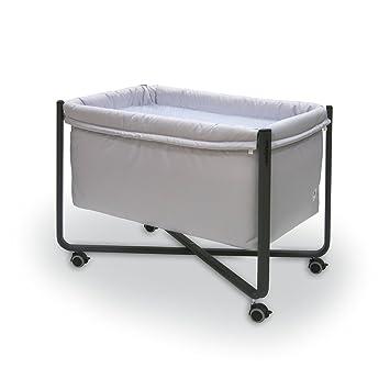 Amazon.com: Cambrass Urban para cama pequeña Cuna, Gris ...