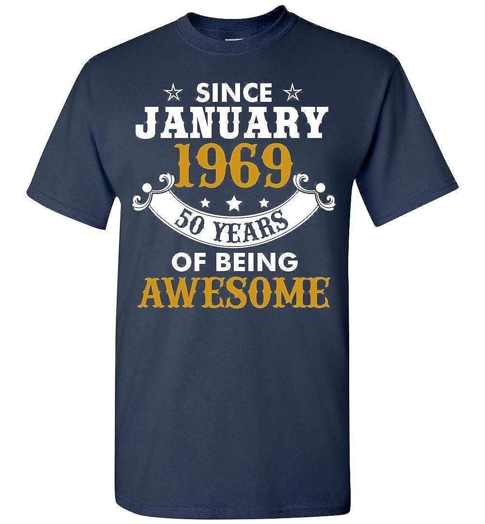 Dura Jonah Since January 1969 T Shirt