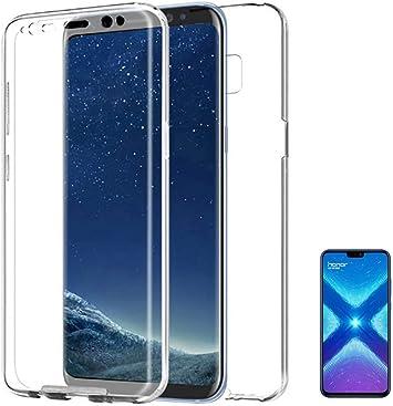 PLANETMOVIL Compatible con [ Huawei Honor 8X ] (6,5 Pulgadas ...