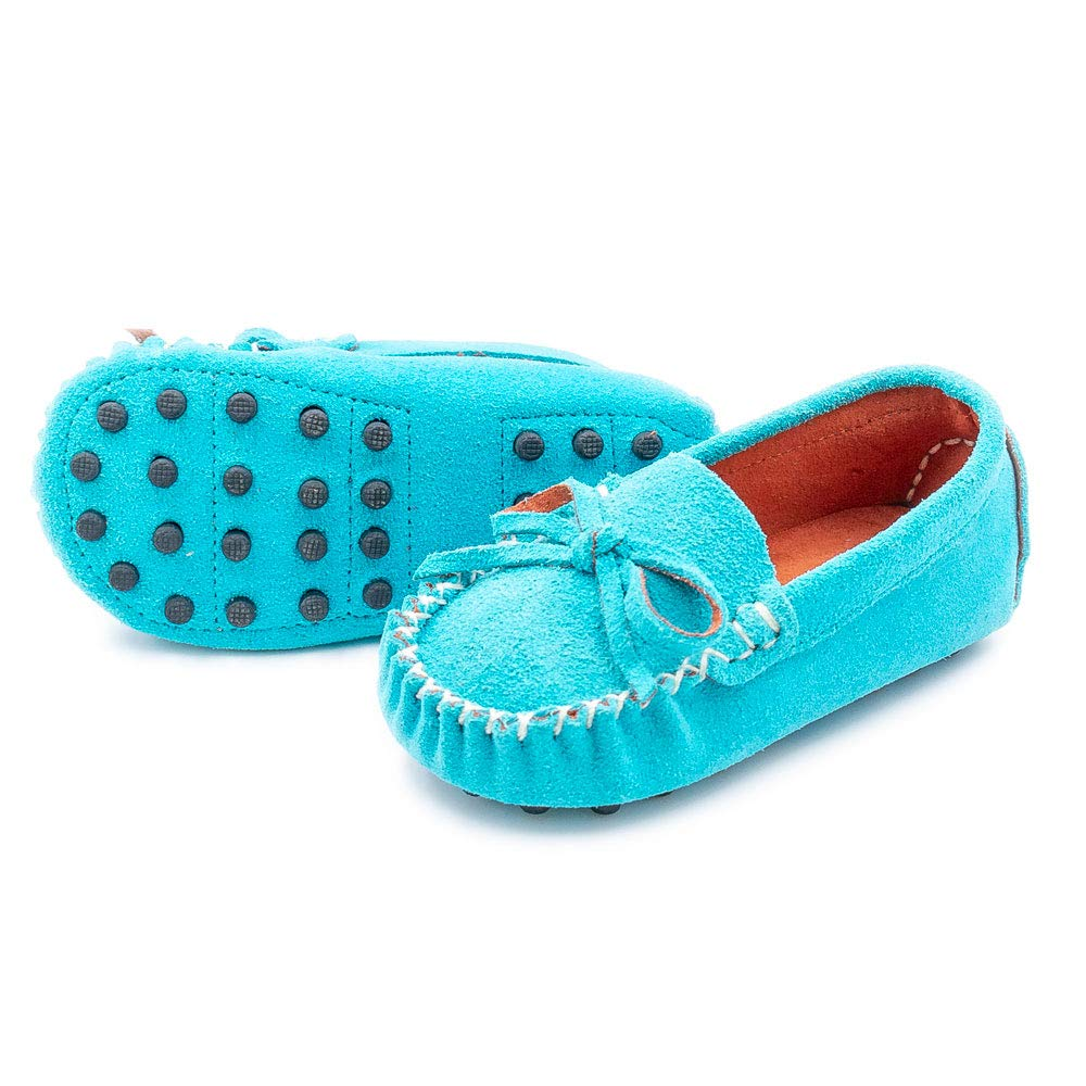 Augusta Baby Leather Loafers Boat Shoes Slip-on
