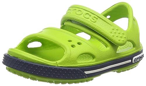 Crocs Sandalias Crocband II Sandal PS para niño 8rsXT